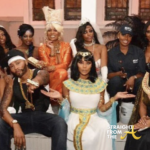Eva Marcille Hosts #RHOA Halloween Birthday Bash… (PHOTOS)