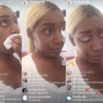 #RHOA Nene Leakes Breaks Down in Tears After 'Rape Joke' Backlash… (FULL VIDEO)
