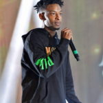 Quick Pics: 21 Savage Performs During CAU Homecoming Concert… (PHOTOS)