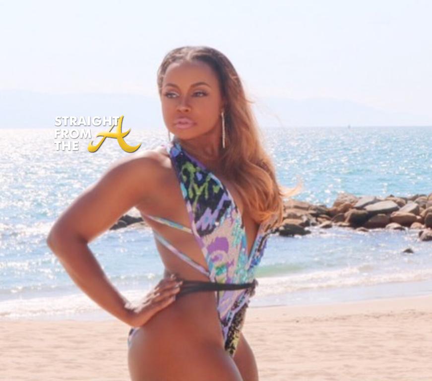 Beach boobs booty ass