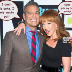 Storytime! Kathy Griffin Blasts Bravo's Andy Cohen & TMZ's Harvey Levin… (FULL VIDEO)