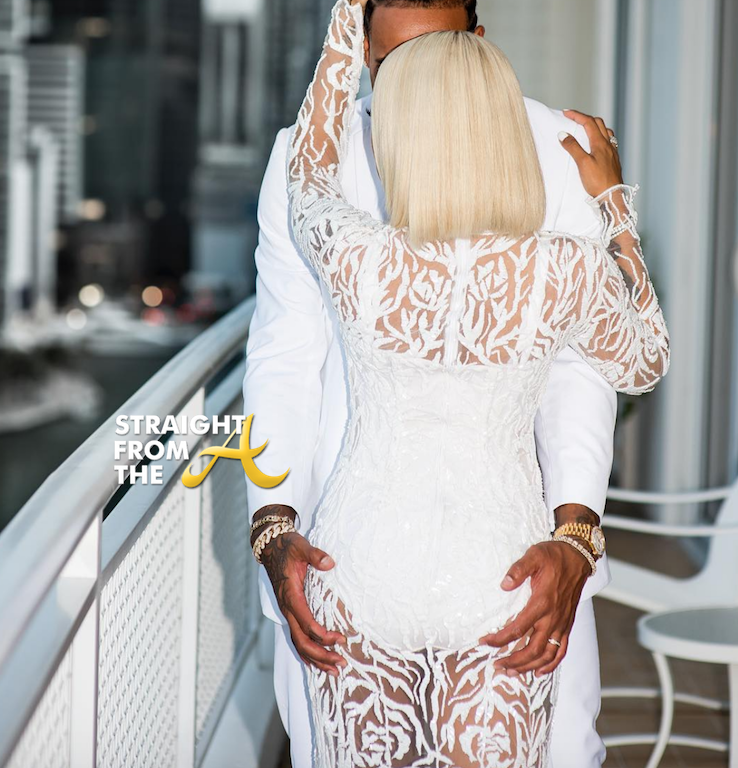 shannon and monica brown gucci mane wedding straight
