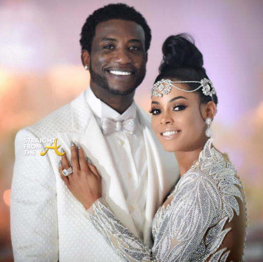 In Case You Missed It: Gucci Mane & Keyshia Ka'oir Wed During 'The Mane Event'… (FULL VIDEO)