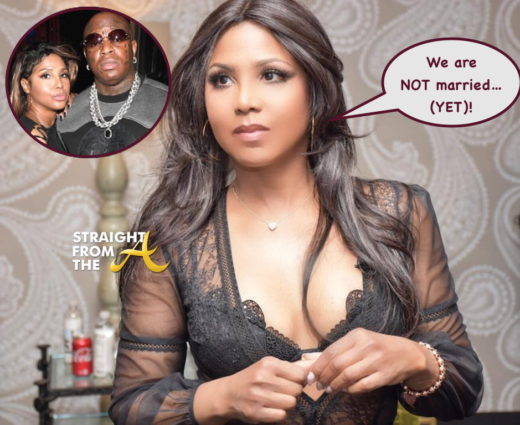 RUMOR CONTROL: Toni Braxton Denies Being Secretly Married To Birdman…