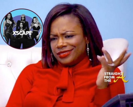 #RHOA Kandi Burruss Admits She Never Intended To 'Reunite' With Xscape…