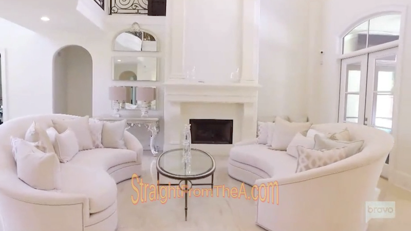 Nene leakes home tour 2017 6 for Home video tours