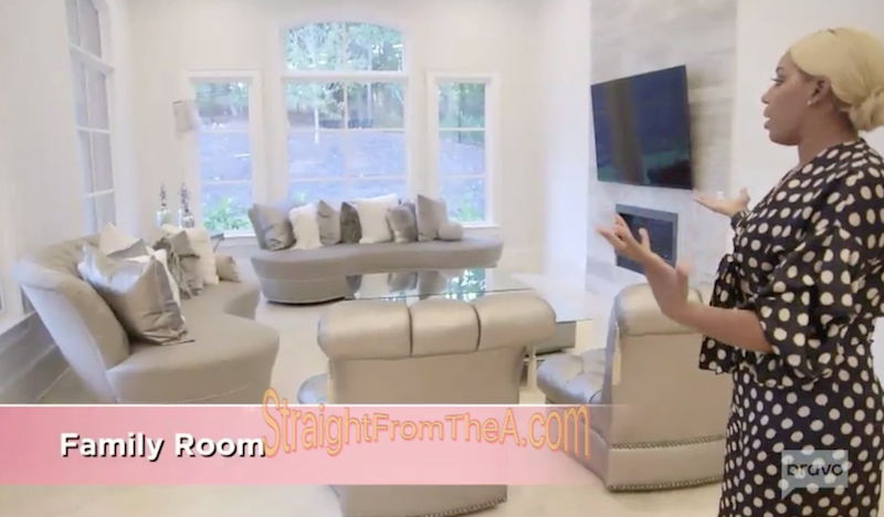 Nene Leakes Home Tour 2017 7 Straight From The A Sfta