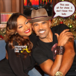 Issa Lie! Phaedra Parks Fakes Relationship With Shemar Moore & He Shuts It Down With A Clap Back… (VIDEO)