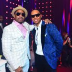 New Edition's Ronnie Devoe Throws Star-Studded 50th Birthday Bash in Atlanta… (PHOTOS)