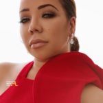 Picture Perfect! Tameka Tiny Harris of Xscape Covers Upscale Magazine… (PHOTOS + BTS VIDEO)