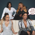 Separate But Equal? EVERYBODY Gets A Bus On The 'Great Xscape' Tour… (PHOTOS + VIDEO)