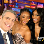 In Case You Missed It: Tiffany Haddish & #RHOA Cynthia Bailey on 'Watch What Happens LIVE'… (PHOTOS + VIDEO)