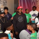 GOOD DEEDS! Michael Vick and Big Boi's Big Kidz Foundation Host Holiday Shoe Giveaway At Nike Store in Lenox… (PHOTOS)