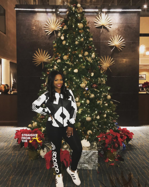 FAN MAIL: Remember When #RHOA Kandi Burruss Performed Christmas Songs With The Atlanta Symphony Orchestra? (VIDEO)