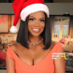 Kandi Cares! #RHOA Kandi Burruss Sponsors 6 Families For Christmas… (VIDEO)