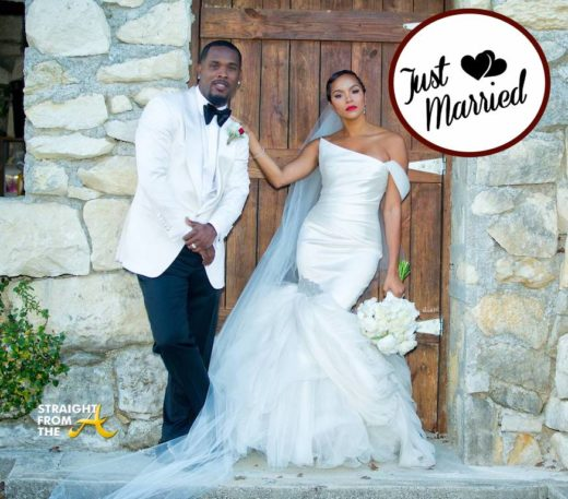 Actress/Singer LeToya Luckett Has Gotten Married (Again)… (PHOTOS)
