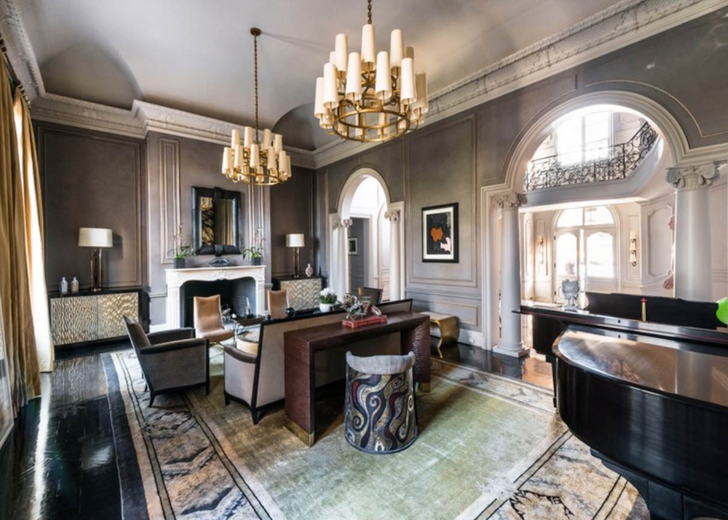 Tyrese Gibson Atlanta Mansion 2 Straight From The A