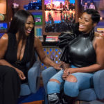 In Case You Missed It: #RHOA Kenya Moore and Fantasia On 'Watch What Happens LIVE!'… (PHOTOS + VIDEO)