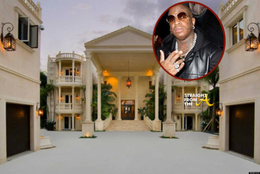 Birdman Ordered To Hand Over Possession of Miami Mansion…