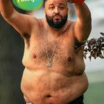 New Year, New Diet Plan! DJ Khaled Joins Weight Watchers As Social Media Ambassador…