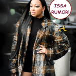 RUMOR CONTROL: Monica Brown is NOT Pregnant…