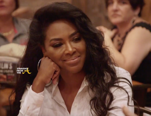 QUICK QUOTES: #RHOA Kenya Moore Spills Tea About Behind The Scenes Drama in Houston…