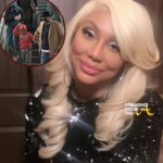 Boo'd Up: Tamar Braxton & Vince Herbert Spotted At LAX (Have They Reconciled?)… (VIDEO)