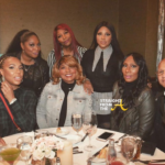 Braxton Family Unite For Mama Evelyn's 70'th Birthday Dinner… (PHOTOS)