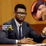 Uh Oh! Usher's Herpes Accuser Names Atlanta Blogger In Lawsuit… (Exclusive Details)