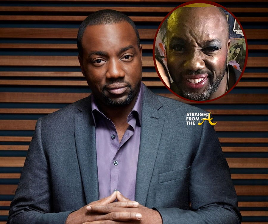 Where Are They Now Malik Yoba Dragged For Wearing Drag On