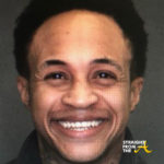 Mugshot Mania: Orlando Brown is Apparently Ecstatic About Jail… (PHOTO)