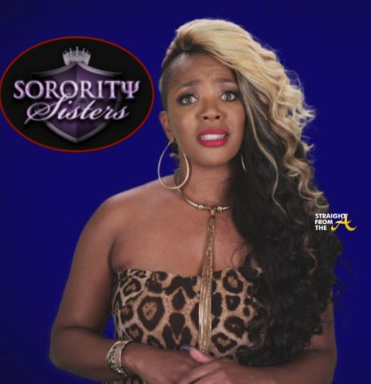 'Sorority Sisters' Reality Star Files Lawsuit Against Delta Sigma Theta…