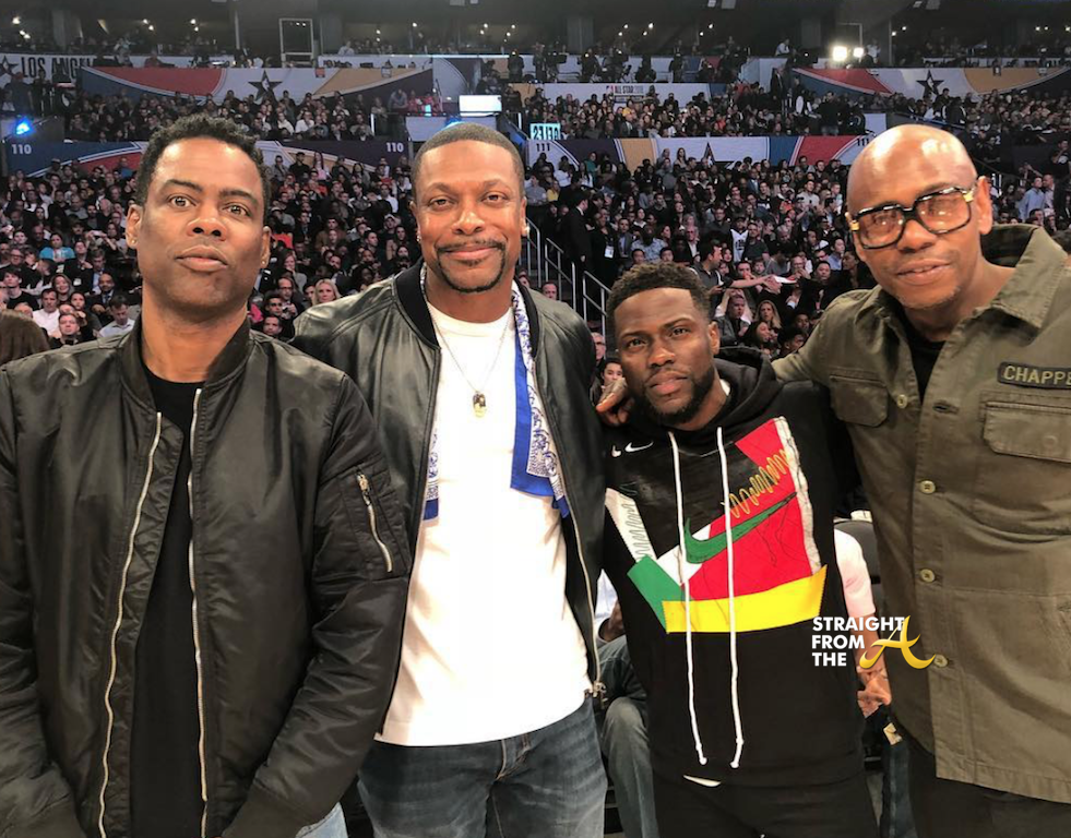 In The Tweets: Kevin Hart Dragged After NBA All Star Intro ...