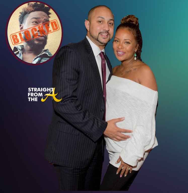 No Baby Daddy Drama: Kevin McCall Responds To Eva Marcille ...