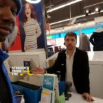 Racial Profiling: Old Navy Employees Accuse Black Customer Of Stealing Previously Purchased Jacket… (VIDEO)