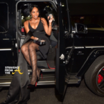 Faux Fashion: Was Marlo Hampton Caught Slipping on Her Birthday!?! (PHOTOS)