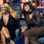 #RHOA Nene Leakes and Marlo Hampton Dish Dirt on 'Watch What Happens LIVE!'… (PHOTOS + VIDEOS)