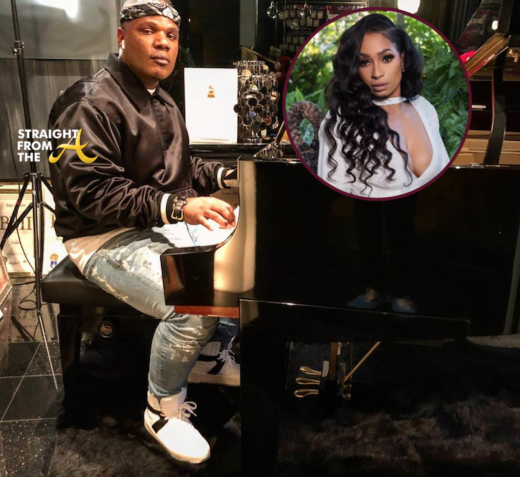 Sean Garrett Reportedly Joins Love & Hip Hop Atlanta As Karlie Redd's Love Interest… #LHHATL