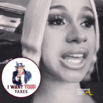 Mo' Money, Mo' Problems: Cardi B. Pissed Off Over Tax Debt… (VIDEO)