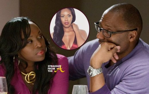 Meet The Woman Who 'Allegedly' Tried To Extort Quad & Dr. G From Married To Medicine… (PHOTOS)