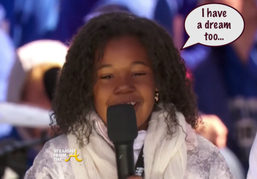 The Dream Continues Martin Luther King Jr S Granddaughter