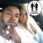 Baby Bump Watch: #LHHATL Newlyweds Scrappy & Bambi Are Pregnant!!! (PHOTOS)