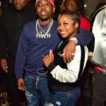 Boo'd Up: Reginae Carter & YFN Lucci Party With Nipsey Hustle, 2Chainz & More… (PHOTOS)