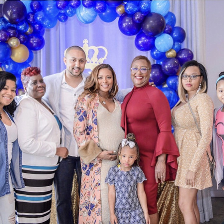 Eva Marcille Baby Shower 8