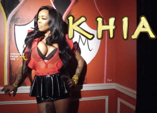 "EXCLUSIVE 1st LOOK! Khia Releases Visual For ""Next Caller""… (FULL VIDEO)"