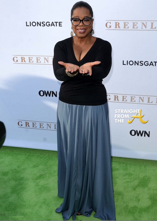 Uh Oh! Oprah Winfrey Accused of Stealing 'Greenleaf' Concept…