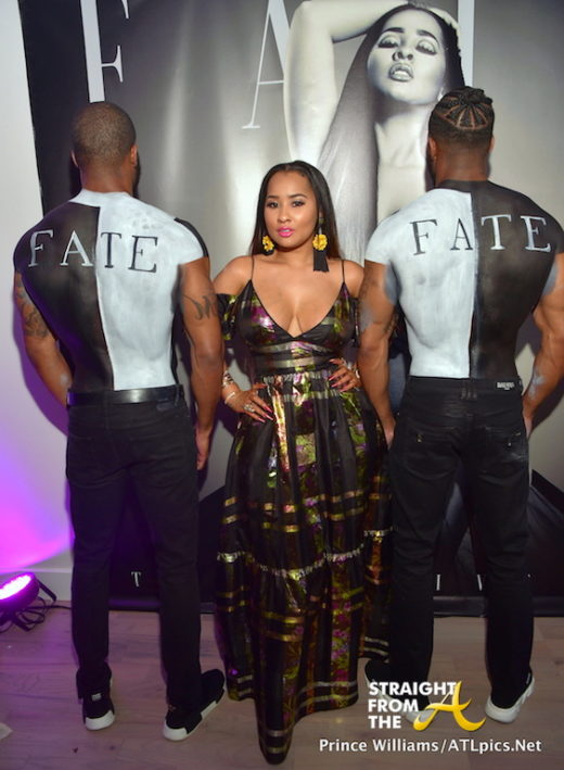 Atlanta Celebs Attend Tammy Rivera's 'FATE' EP Release Party… (PHOTOS) #LHHATL