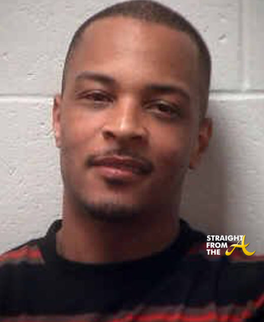"Mugshot Mania: Clifford ""T.I."" Harris Arrested in Henry County After Altercation With Neighborhood Security Guard…"