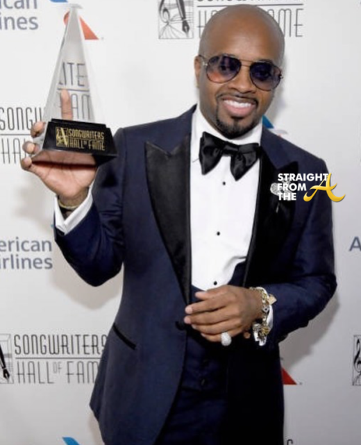 Jermaine Dupri Inducted Into Songwriter Hall of Fame… (PHOTOS)