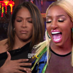 #RHOA Nene Leakes Shares 'Swaggalicous' Good News & Battles Bitter Sheree Whitfield At The Same Damn Time!